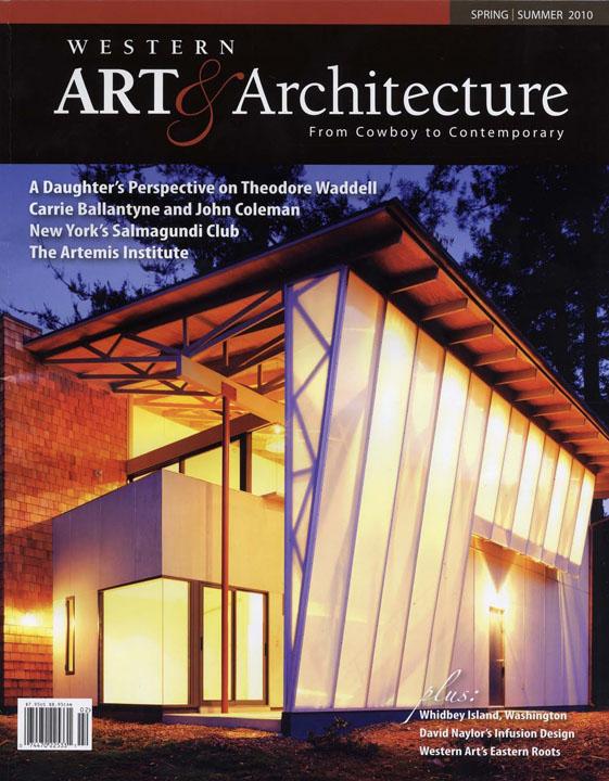 WesternArtandArchitectureMagazineCoverWeb